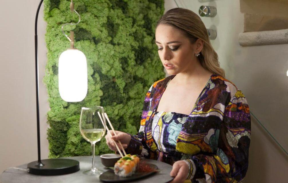 LUCANIA. FORENTUM FOOD EVOLUTION TRA SUSHI E COCKTAIL BAR UNITA AL FASHION
