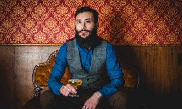 Dalla Puglia il drink InsOmnia, di Giuseppe 'Joe' Marzovilla bartender del ParlaPiano Buvette
