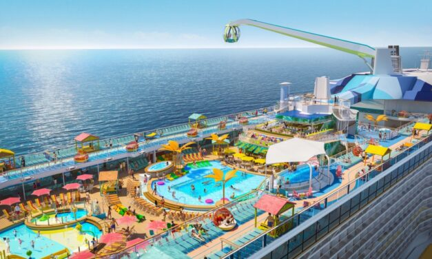 Royal Caribbean: si riparte da Israele il 9 marzo con Odyssey of the Seas