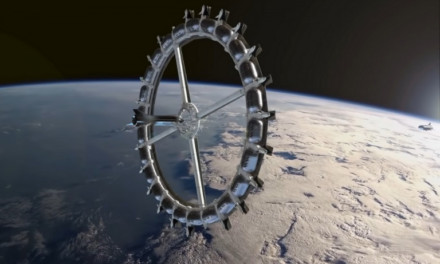 Dal 2025 la Orbital Assembly Corporation costruirà il primo hotel spaziale al mondo