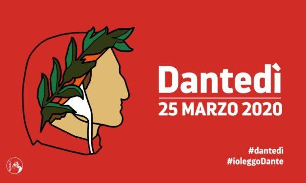 """""""Mokambo Diffuso"""" rende omaggio al sommo poeta Dante nel giorno del suo 700.mo anniversario di morte"""