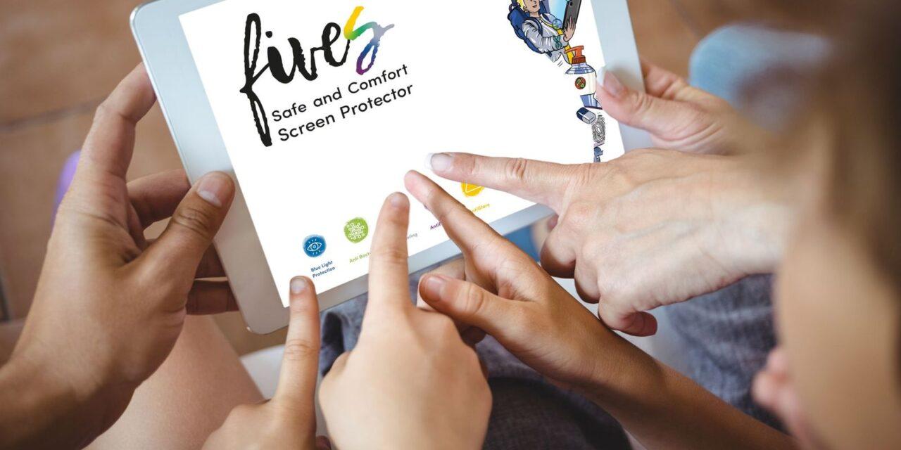 Nasce fives: la prima pellicola per iPad per la sicurezza ed il confort della Batch International