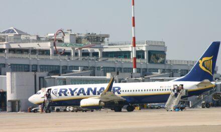 Presentato il programma dei voli Ryanair. Dieci nuove rotte da Bari e Brindisi per l'estate 2021