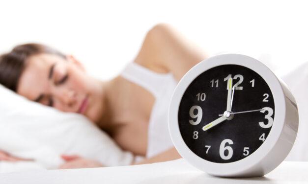 Sonno: come sono cambiate le abitudini nel corso della pandemia
