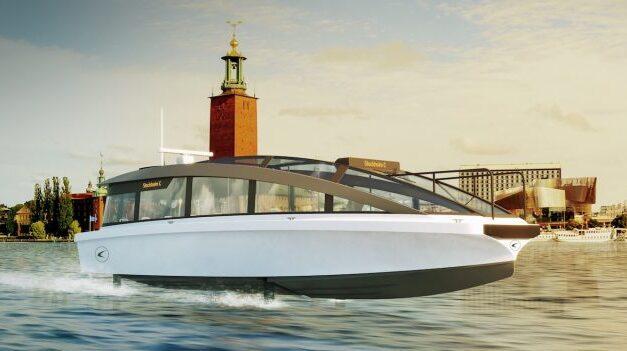 """Da Stoccolma arriva """"Candela P-30"""", la barca elettrica più veloce al mondo"""