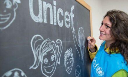 L'Unicef forma i suoi volontari attraverso un percorso da remoto