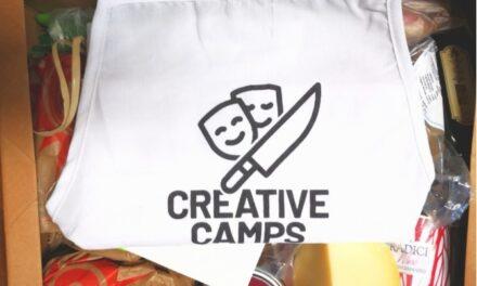 CREATIVE CAMPS: IL 23 APRILE IL MEETING INTERNAZIONALE PER LA CONDIVISIONE