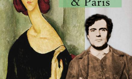 """""""Modigliani, l'amore & Paris"""" di Patrice Avella (Il Foglio Edizioni)"""