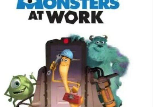 Dal 2 luglio su Disney+ arriva Monsters & Co. La serie – Lavori in Corso!