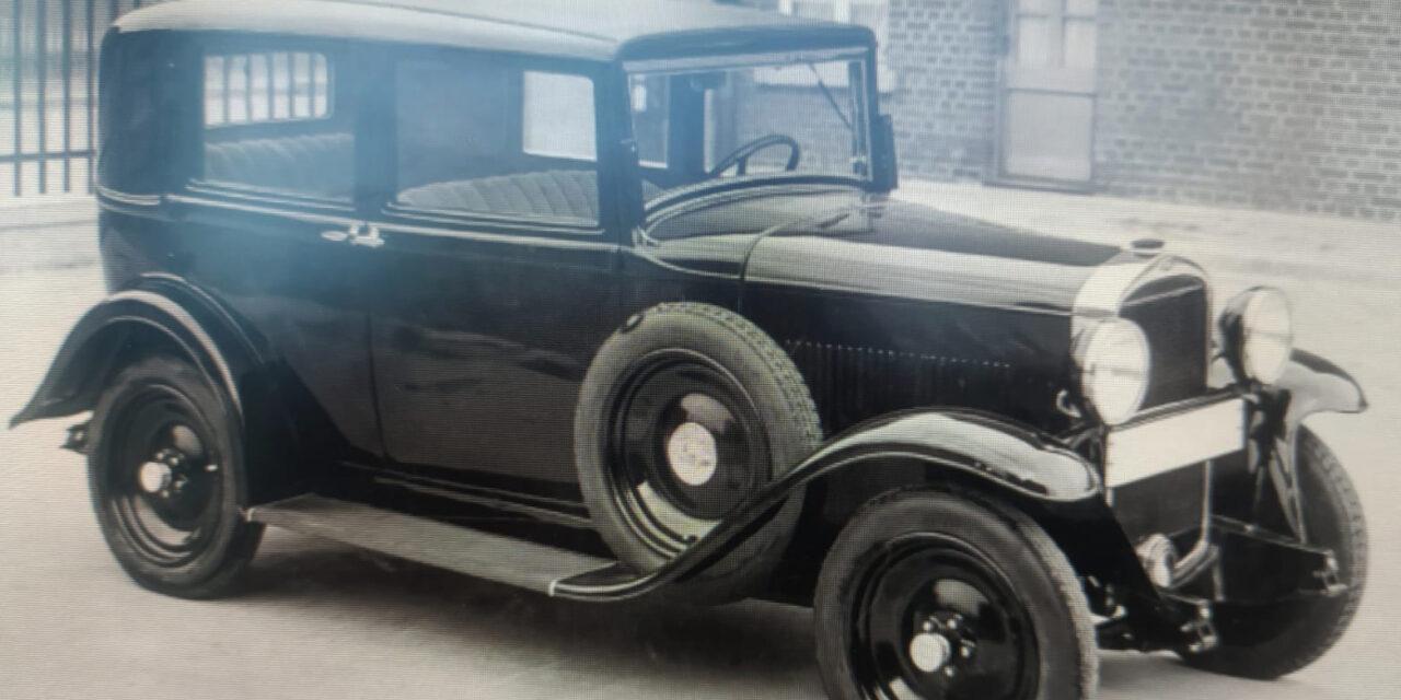Buon compleanno all'Opel 1.8 Liter per i suoi 90 anni