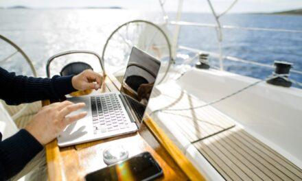 Sailogy, la piattaforma di noleggio barche per il lavoro da remoto