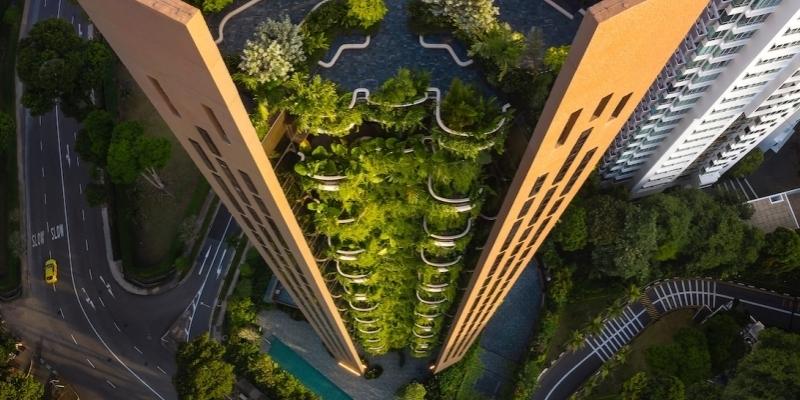 Un design tour a Singapore tra le architetture più significative della città