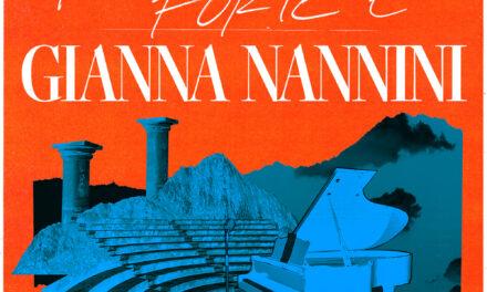 """Gianna Nannini il 12 agosto a Trani per """"Fuori Museo"""""""