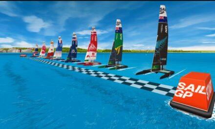 Inizia il 29 maggio l'eSailGP di Taranto su Virtual Regatta con le prime qualifiche. Finale il 2 giugno
