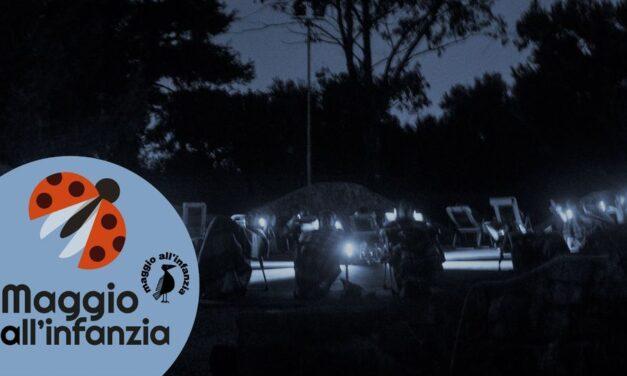 """Dal 26 al 30 maggio ritorna il Maggio all'Infanzia """"A braccia aperte"""""""