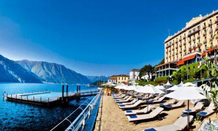 Riaperto dal primo maggio il Grand Hotel Tremezzo