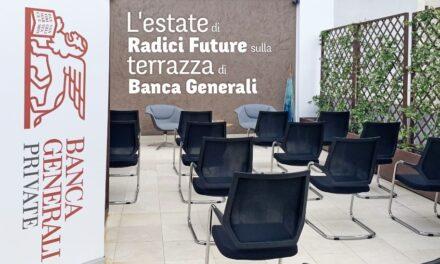 L'estate di Radici Future sulla Terrazza di Banca Generali a Bari