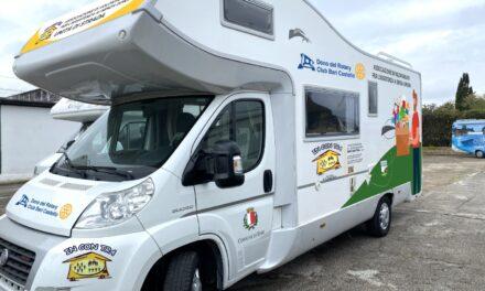Il Rotary Club Bari Castello dona un Camper per l'assistenza ai senza fissa dimora