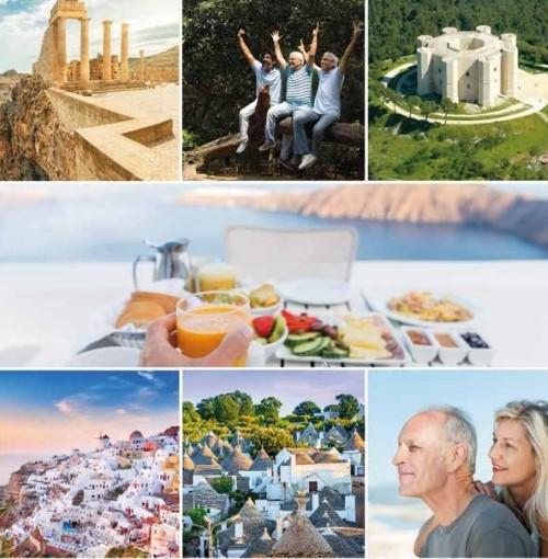 'Silver WellBeing'. Domani il webinair sul viaggio attraverso la Dieta Mediterranea e il turismo lento