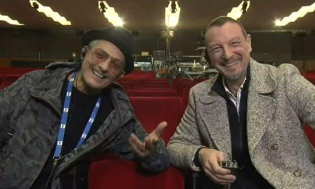 Sempre più vicina la tripletta di Amadeus e Fiorello al Festival di Sanremo 2022