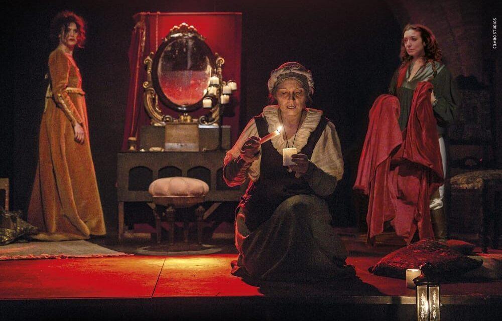 """""""Harem, le donne di Federico"""". Il 12 giugno parte """"Teatro a Corte"""" a Palazzo Beltrani"""