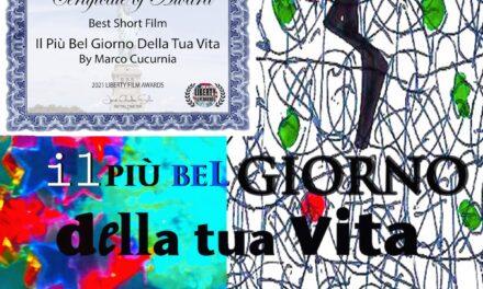 Il più bel girono della tua vita, il corto di Marco Cucurnia il 5 giugno alla Casa del Cinema di Roma
