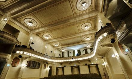 """Il Teatro Kursaal Santalucia è completato e riparte oggi con il """"Solstizio della Cultura"""""""