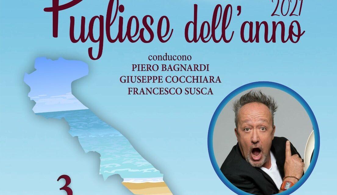 """Due serate, il 3 e 6 luglio per il """"Premio Pugliese dell'anno' a Max Cavallari e Michele Emiliano"""