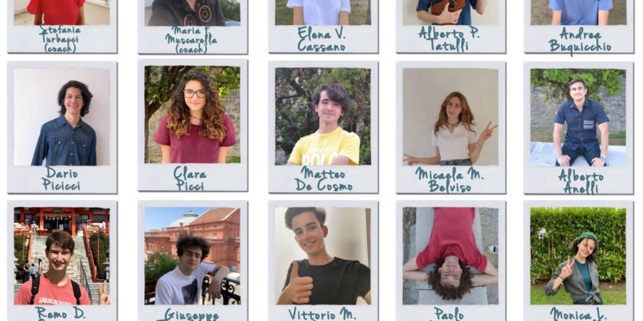 """Il liceo Scientifico """"A. Scacchi"""" di Bari vince il Beamline For Schools 2021"""