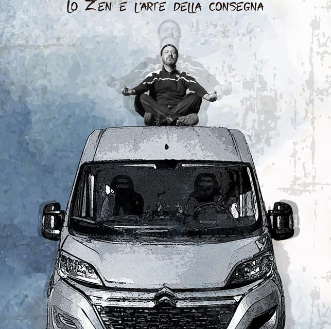 """Giovanni Scaruffi presenta """"Corrieri Zen – Lo Zen e l'arte della consegna: Come sopravvivere in un mondo sconosciuto"""""""