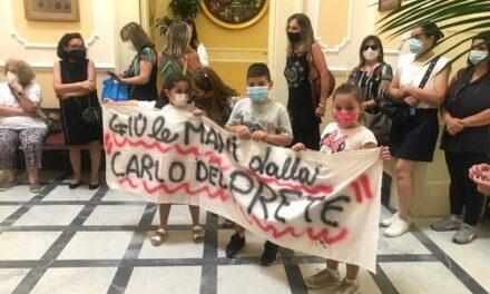 CARLO DEL PRETE, una scuola da salvare. Domani assemblea pubblica cittadina