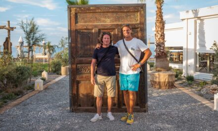 Da Monaco a Fasano Bruno Calabrese e Daniele Maiorino per realizzare un sogno
