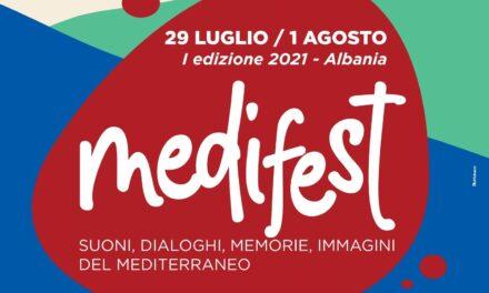 MEDIFEST. Dal 29 luglio al 1 agosto suoni e immagini del Mediterraneo