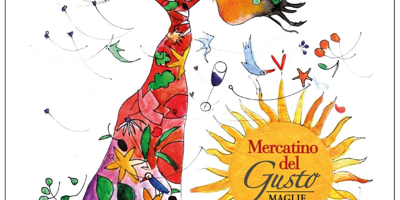 """Mercatino del Gusto, dal 1 al 5 agosto a Maglie si riparte con """"la Gratitudine"""""""