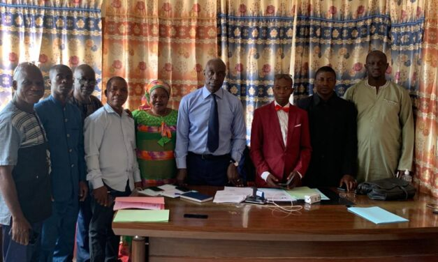 Protocollo d'intesa tra l'ODI e i Sindaci della Repubblica di Giunea e CCGF