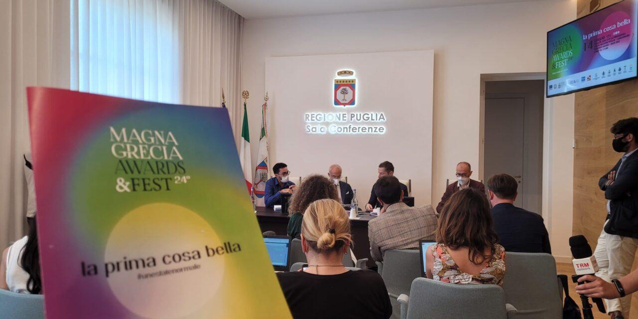 Presentato il Magna Grecia Awards & Fest 2021 dal 16 luglio all'1 agosto