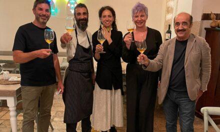 Storie di Puglia. Antonio Bufi alla Locanda di Federico in una incredibile cena