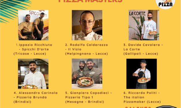 Salentomastersofpizza, il format web tv della pizza made in Salento