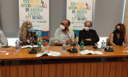 Presentata la venticinquesima edizione del festival Castel dei Mondi