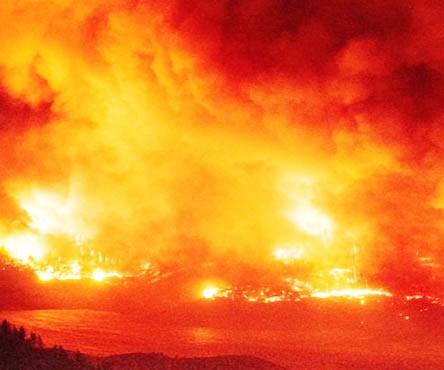 Allarme clima: 13 luoghi rischiano di scomparire