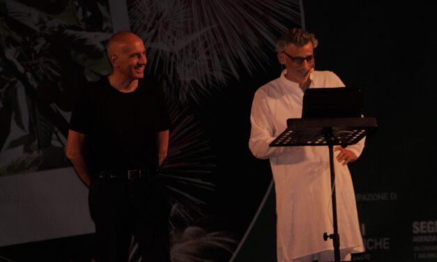 Enrico Lo Verso e Danilo Rea a Bisceglie con 'Ma che Mitica Serata'