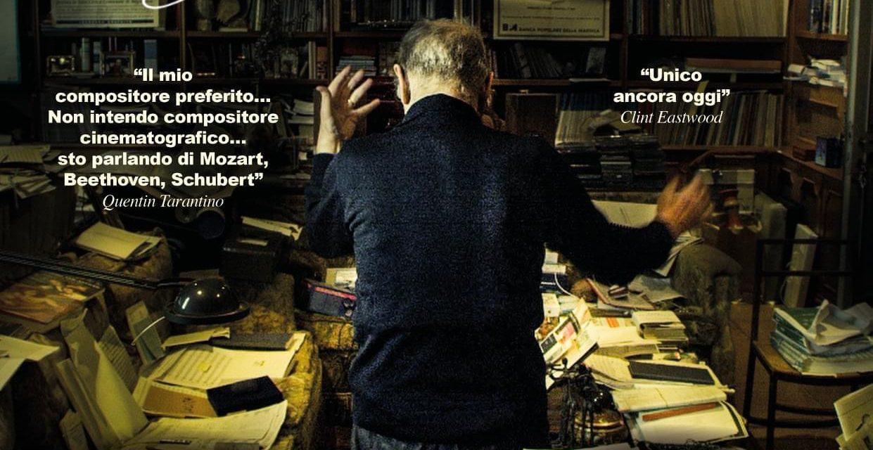 """""""ENNIO-LA RECENSIONE: IL RACCONTO INTIMO DI UN GRANDE MAESTRO"""""""