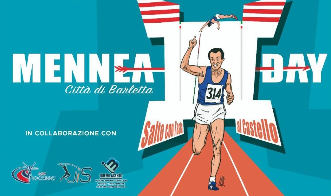 A Barletta l'11 e 12 settembre il MENNEA DAY