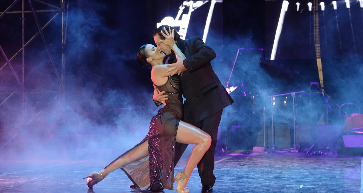 Vieste in love. L'11 settembre il Festival del Tango di Trani sbarca sul Gargano