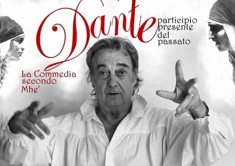"""Il 25 settembre Gianni Ciardo con """"La Comedia secondo Mhé"""" all'arena Airiciclotteri"""
