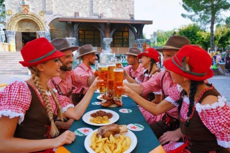 In autunno Gardaland si trasforma in Oktoberfest