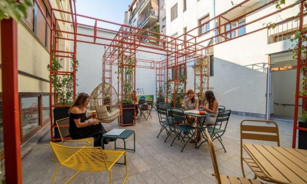 Dopo Roma arriva anche a Milano Yellow Square, la casa-ostello per i nomadi digitali