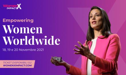 WomenX ImpactsceglieCoderblockal summitdi Bologna dal 18 al 20 novembre