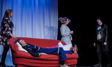 UN FATTACCIO ALL'IMPROVVISO dal 9 ottobre l'Anonima Gr con la nuova commedia al Teatro Forma