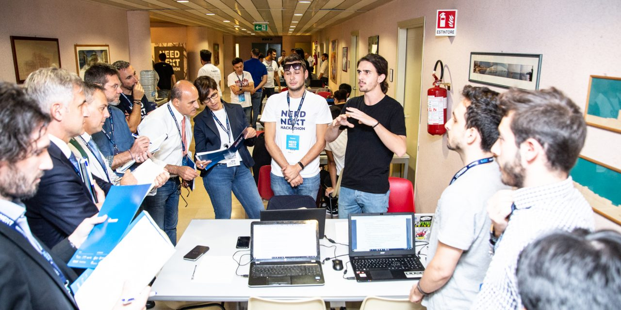 """""""Need Next Hackathon"""": dalla Puglia dal 15 ottobre la prima maratona digitale in Italia"""